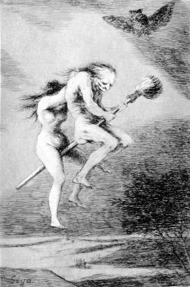 Los caprichos, Francisco Jose de Lucientes y Goya, 1799 (photos.com)