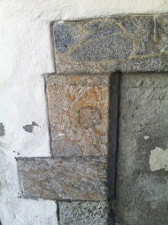 Inne i Murens hvelving