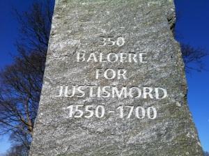 Heksesteinen på Nordnes (Foto: May Lis Ruus)