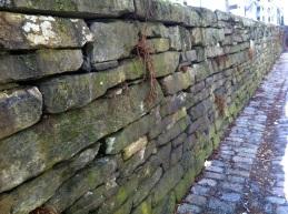 Mur i Ytre Markevei