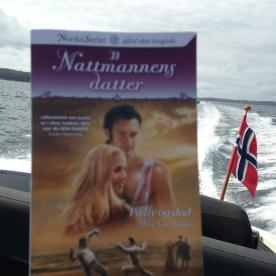 På båttur med Hilde F