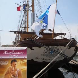 Marseille med Lisbeth