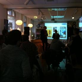 Les-konferansen hos Cappelen Damm 2012