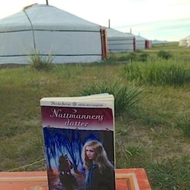 I Mongolia med Randi