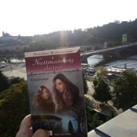 I Praha med Eldrid og Mads