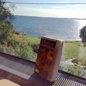 På toget til Sverige med Hege