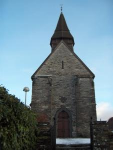 Fana kirke (Foto: Wikipedia/fritt)