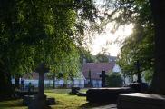 St. Jacobs kirkegård (Foto: Torill E Revheim)