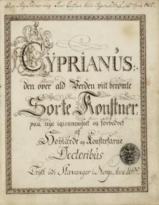 Stavangerboka 1750 (Foto: Norsk Folkeminnesamling ved IKOS, UiO. Gjengitt med tillatelse.)
