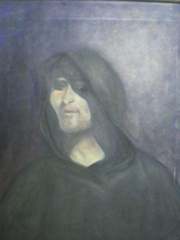 """""""Nattmannen"""" av Beathe Magdalena Knudstad, 2013 (Gjengitt med tillatelse)"""