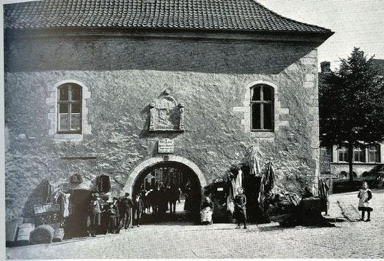 Murhvelvingen før 1916 (Kilde: wikipedia, fritt)
