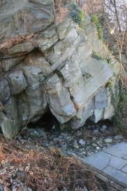 Åpningen til hulen