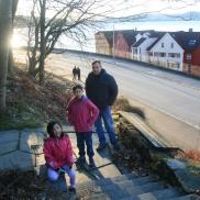 Mareminehollet ligger like ovenfor Nye Sandviksvei