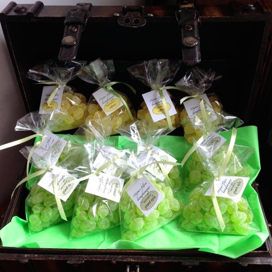 Citron-og-eple-i-kiste