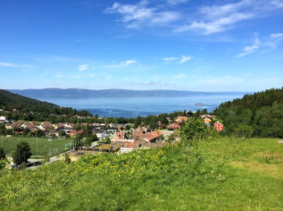 Sverresborg-utsikt
