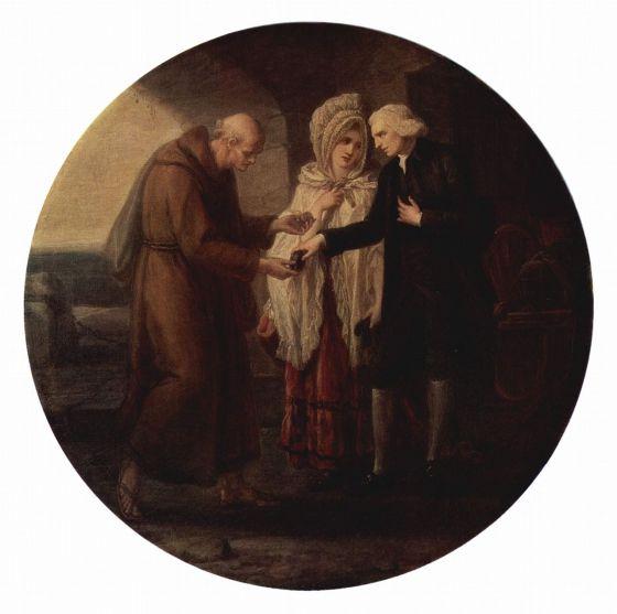 Maleri av Angelica Kauffmann, 1779