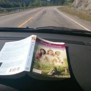 På biltur med Janita Hauge Eide