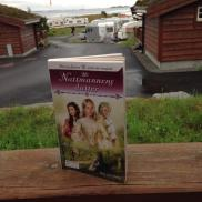 Bud camping utenfor Molde med Vibeke Leknes