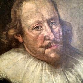Borgermester Ove Jensen, ektemannen til Karen Mauritsdatter, 1643