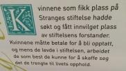 Stranges Stiftelse