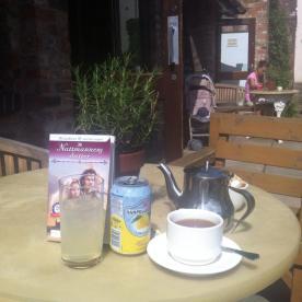 I York, England med Maryann Kvinge