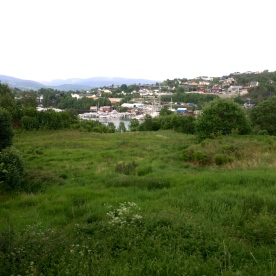 Hammersland, utsikt til Søreide