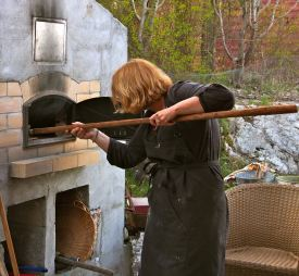 Baking (Foto: Tone Britt Berntsen Blindheim. Gjengitt med tillatelse.)
