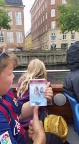 København med Aud Chatrin