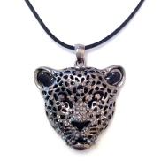 """Halssmykke """"Leoparden"""""""