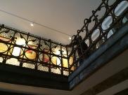 Utstillingen var laget av historikerne Christopher John Harris og Gro E. Bastiansen. (Foto: May Lis Ruus)