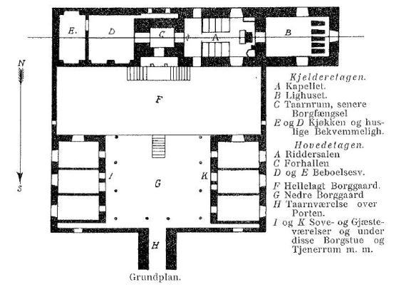 Grunnplantegning over Austråttborgen (wikipedia, fritt)