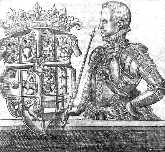 Slik så den unge Christian den fjerde ut da han i 1599 reiste på en tre måneders ekspedisjon til det nordligste Norge. (Bilde fritt)