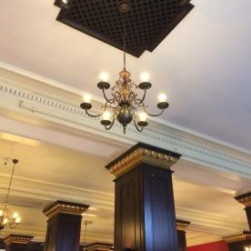 På Grand Hotel Terrminus