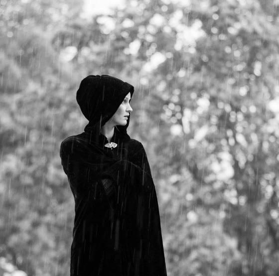"""""""Sorrow"""" av Vibeke Kristiansen Seldal ble tatt på prøven før Nattmannen-vandringen 2015. (Foto: Vibeke Kristiansen Seldal)"""