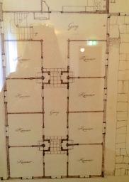 Plan over kammersene
